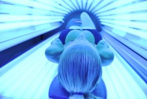 Tanning Bed - The Dermatology Clinic