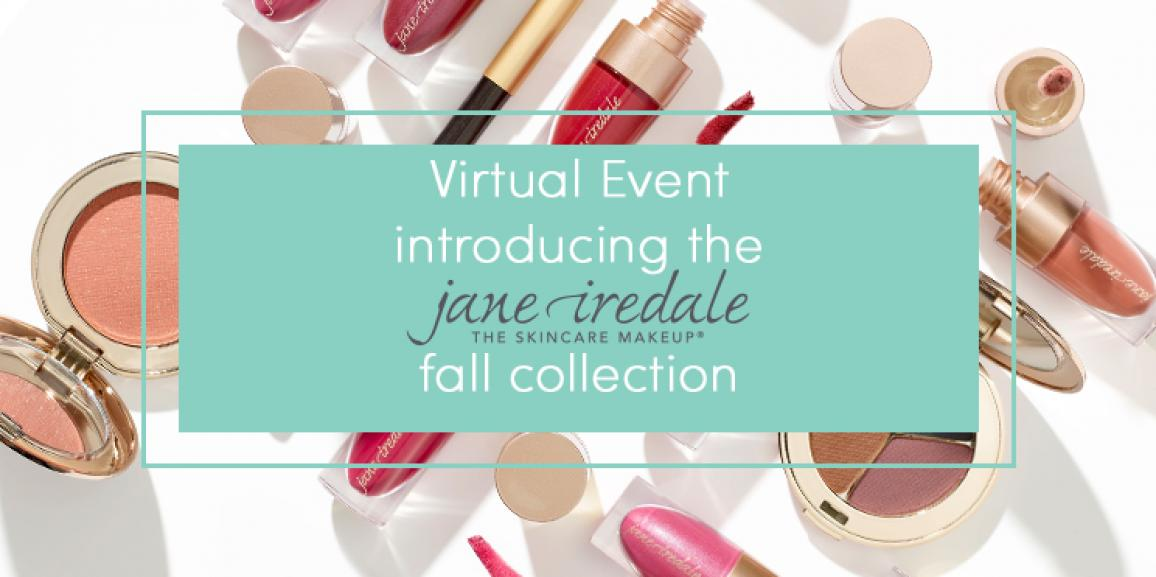 Virtual Event with Jane Iredale